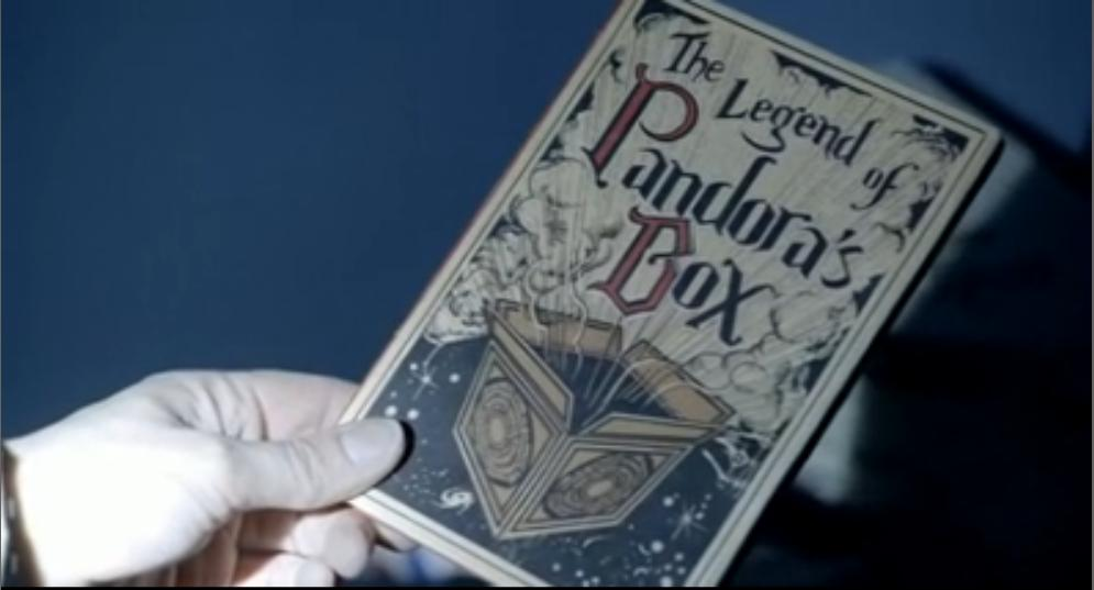 Legend Of Pandoras Box